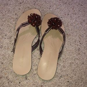 pair of sandals by remas shoes